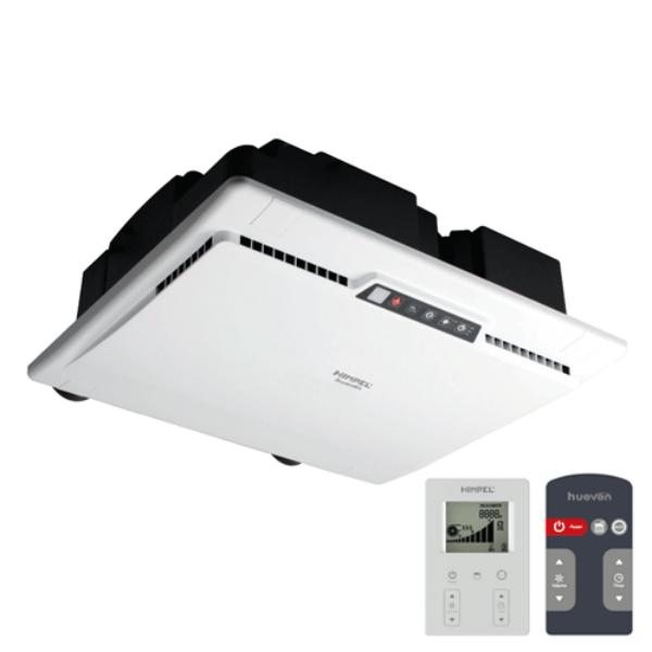 힘펠 휴벤 무덕트 천장형전열교환기 HRD-50C 공기청정, 단일상품
