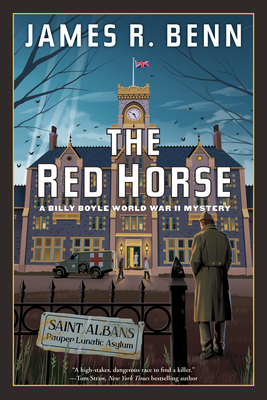 The Red Horse Hardcover, Soho Crime