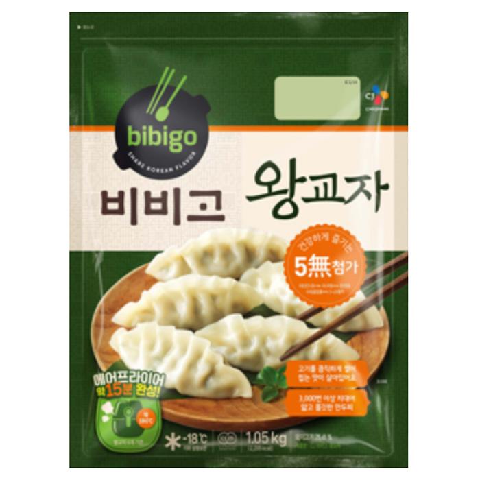 비비고 왕교자 만두 1.05kg CJ제일제당 식자재 전문, 단품