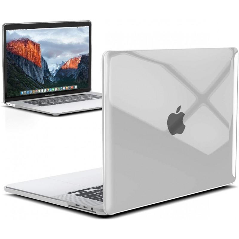 IBENZER MacBook Pro 16 인치 케이스 A2141 릴리스 2020 2019 Touch Bar 및 Touch ID Cystal Clear T1, 단일상품