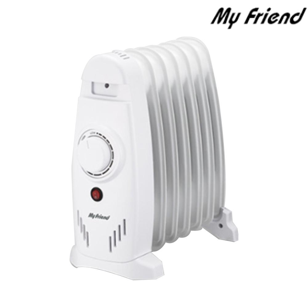 마이프랜드 욕실히터 7핀 전기 라디에이터 MFR-1807M, 단일상품
