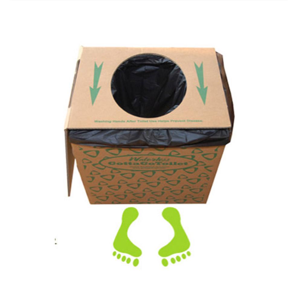 벤텍스세라믹스 종이 화장실 휴대용 고타고 종이변기 낚시터 휴가시 좌변기 이동식