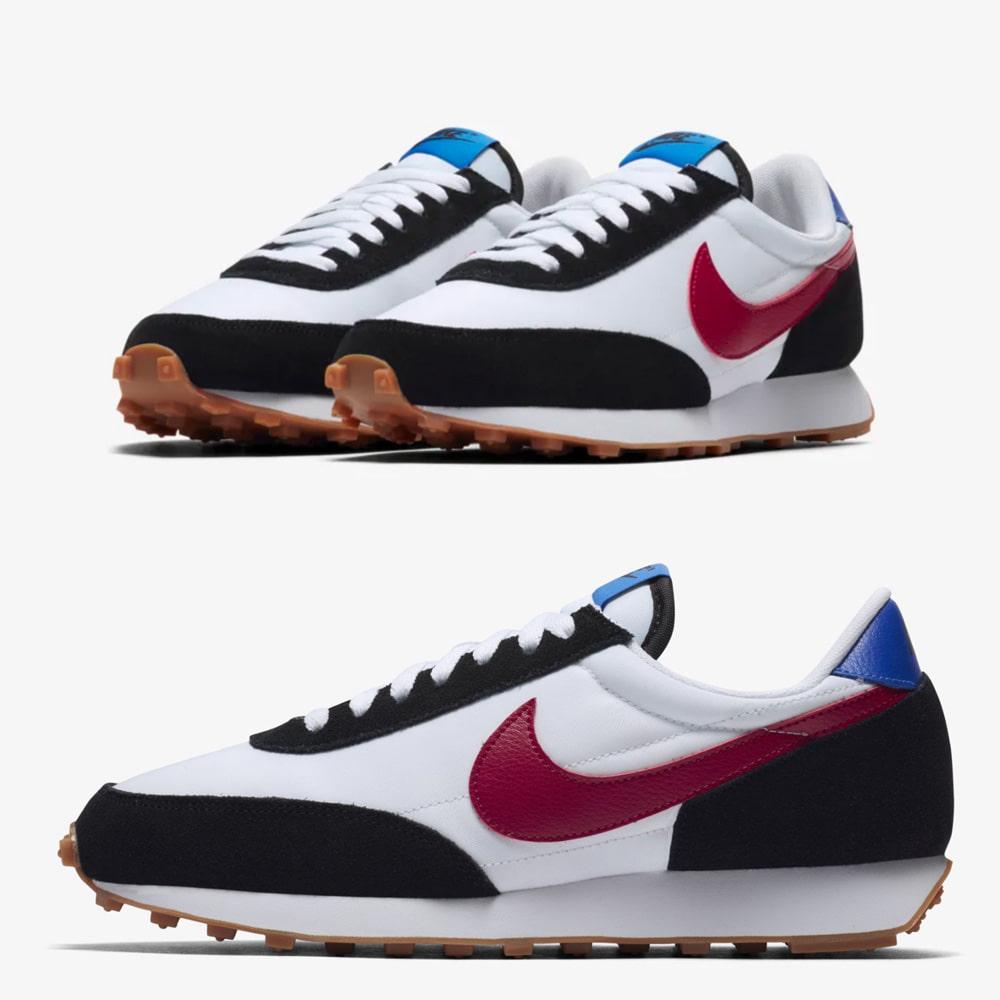 나이키 데이브레이크 블랙 레드 CK2351-003 Nike Dbreak QS