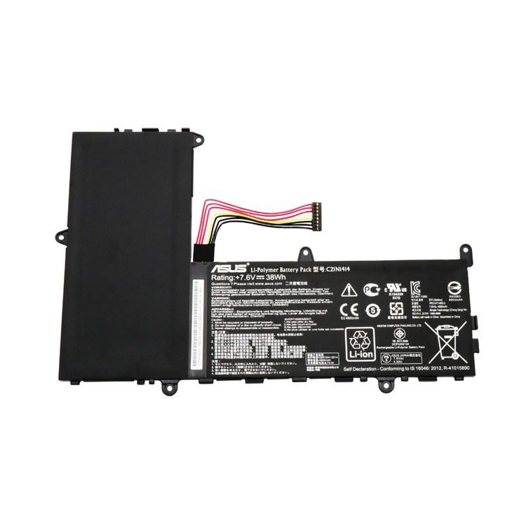 노트북 배터리 원래 ASUS ASUS EeeBook X205T X205TA C21N1414 노트북 배터리가 내장되어 있습니다