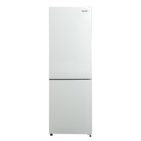 캐리어 냉장고 냉동고 2도어 리버서블 230L 사무실 매점 가정 주방 원룸 화이트, 택배(1층까지만 배송)