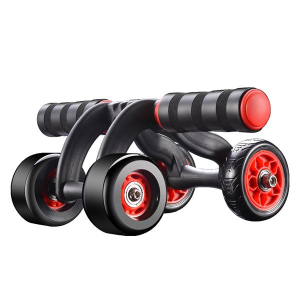 장바9니 오토 파워휠 AB슬라이드 자동기능으로 복근 뱃살 운동, 오토휠슬라이드(본품)