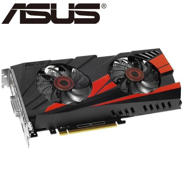 Asus 비디오 카드 gtx 960 4 gb 128bit gddr5 그래픽 카드 (nvidia vga 카드 용) geforce gtx960 hdmi gtx, 한개옵션0