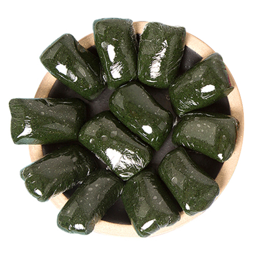 완주 쑥 떡 쑥인절미 국산 콩가루포함 개별 식사대용 1kg 2kg, 1box