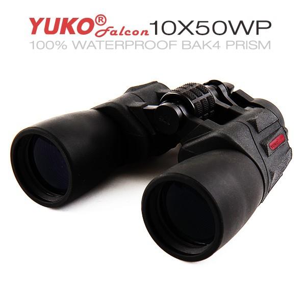 [유코] 100% 완전방수 YUKO FALCON10X50 WP 쌍안경, 기본