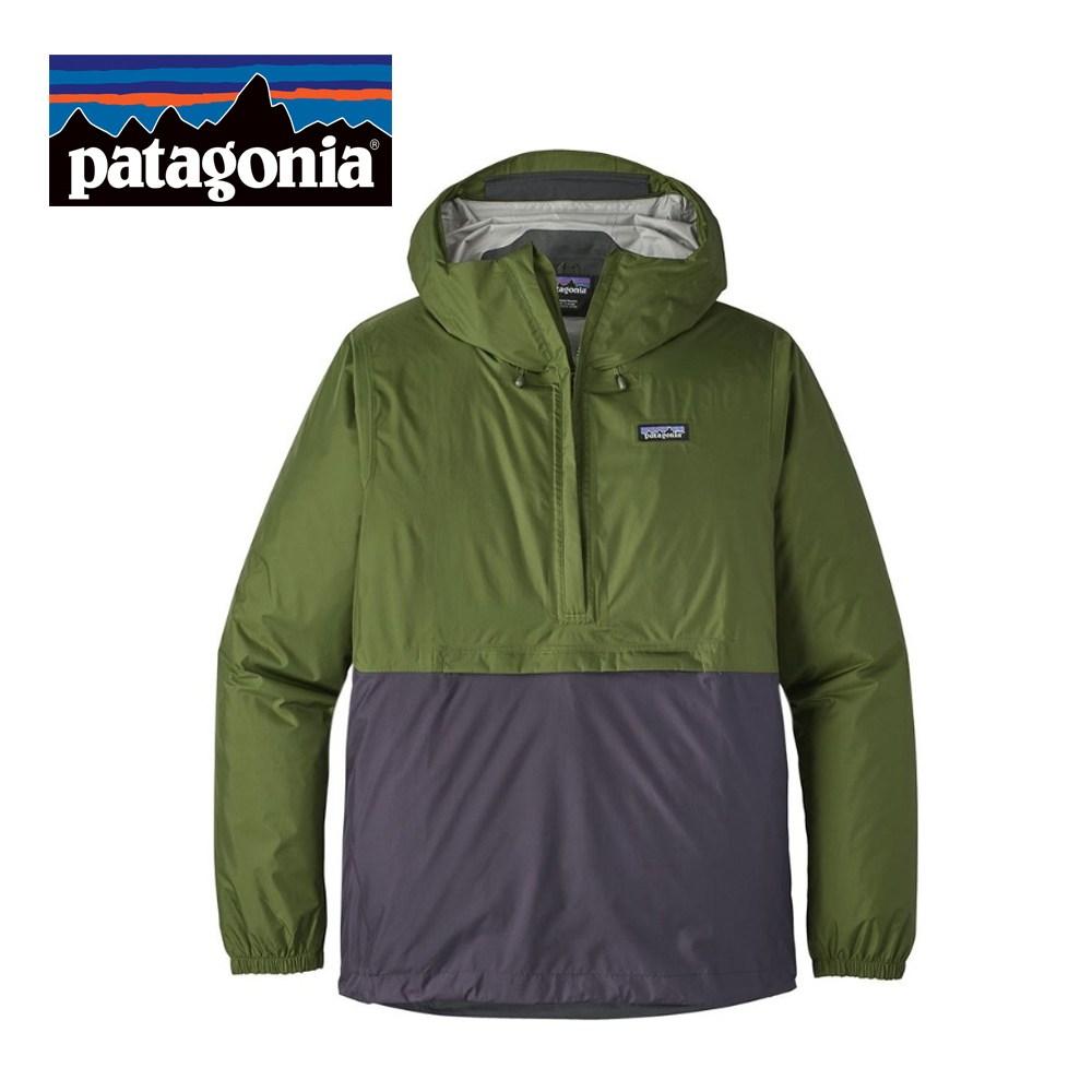 파타고니아 토렌트쉘 풀오버 자켓
