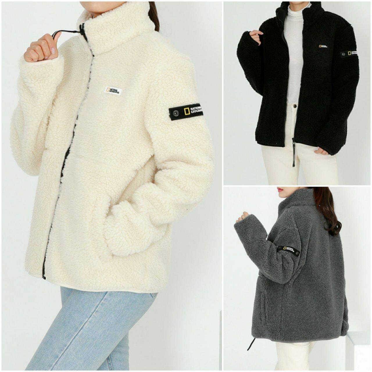 내셔널지오그래픽 차이나타입 보아털 뽀글이 - 가을신상(남녀공용)