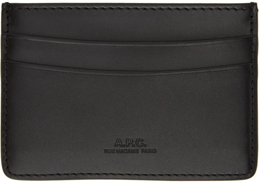 Black André Card Holder-SC5254201