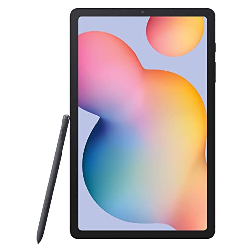 삼성 갤럭시 탭 S6 Lite 10.4 128GB WiFi Tablet 옥스포드 애쉬 - SM-P610NZAExar - C 펜 포함 (Gray 128GB Tablet), Gray, 128GB, Tablet, Gray, 128GB, Tablet-10-6046945870