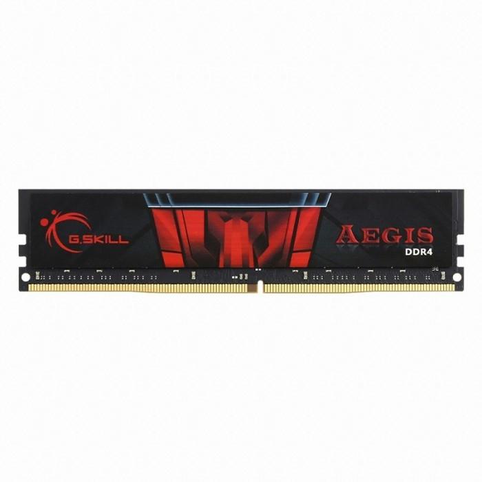 G.SKILL DDR4 8G PC4-21300 CL19 AEGIS, 단일상품