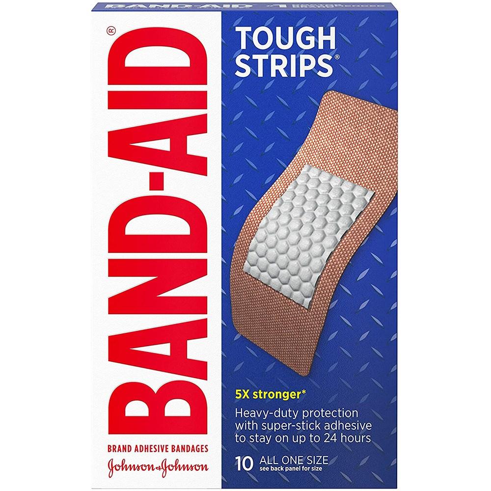 Band Aid 밴드 에이드 상처밴드 라지 사이즈 10입 4팩 (POP 4717790622)