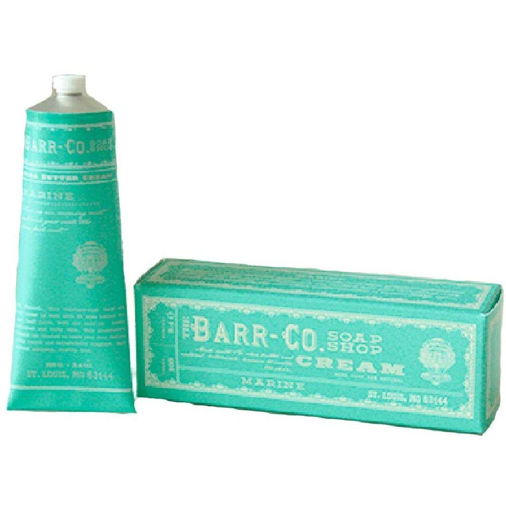 Barr Co 바르코 솝 샵 핸드 크림 마린 100 ml1 개, 상세페이지참조, 상세페이지참조