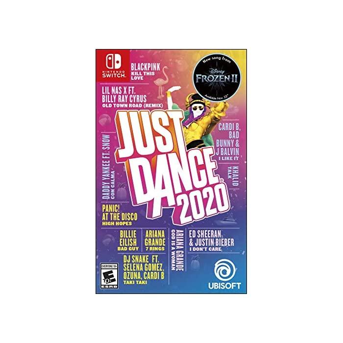 Just Dance 2020 수입판 북미 - Switch, 단일상품