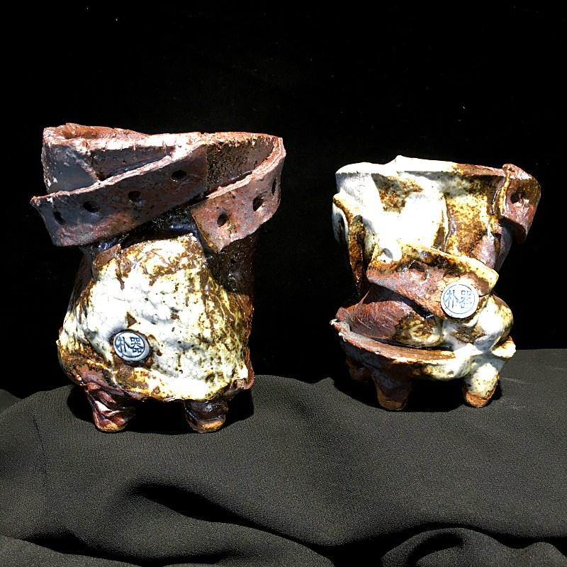 다육 식물 스톤 화초 반려 화산석 현무암판석 돌 화분, ETYPE