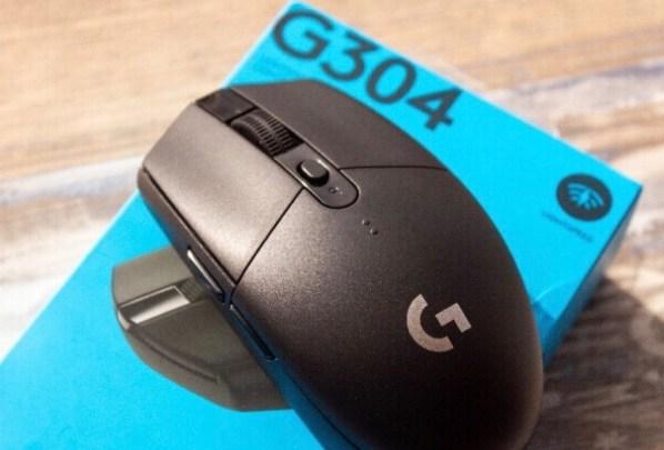 무선마우스 G304무선 게임마우스 e-sports전용 CF모바일게임 LOL거대한 필기노트 데스크탑컴퓨터, C01-공식모델, T01-G304블랙(스스로사용 가성비 하이)오리지널 케이스 분해 99뉴