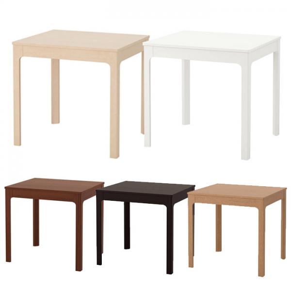이케아 EKEDALEN 확장형테이블/식탁/책상, 자작나무_803.408.40