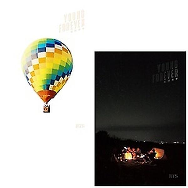 방탄소년단(BTS) - 화양연화 Young Forever [Special Album][Day ver. or Night ver. 랜덤 발송]