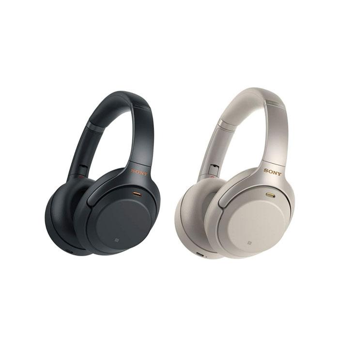 Sony [관부가세미포함] 소니 노이즈캔슬링 블루투스 헤드폰 2종, 2. Silver, 단일상품