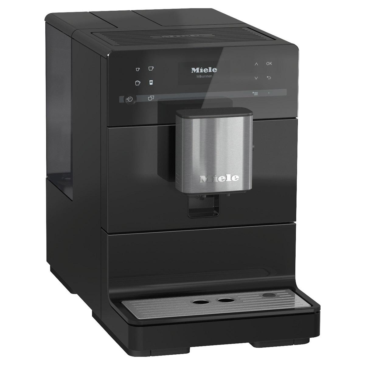 밀레 Miele 전자동 에스프레소 머신 Automatic Espresso Machine + 정품 커피원두 4팩증정, CM5300