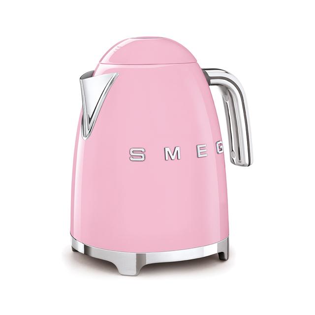 스메그 전기포트 KLF03PKEU 파스텔 핑크