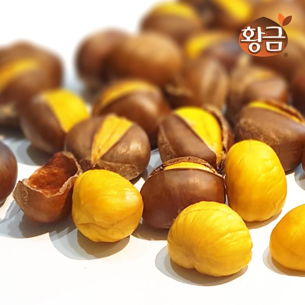 황금약단밤 약밤 2019년산 1kg, 1개