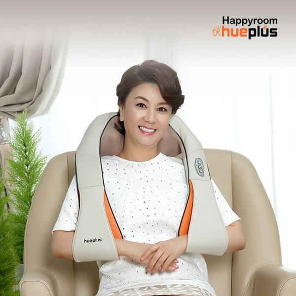 휴플러스(huplus) 해피룸 휴플러스 목 어깨 안마기/마사지기 HPM-100, 없음