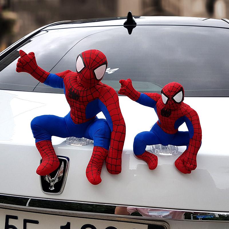 자동차 인형 악세사리, 스파이더맨(23cm)