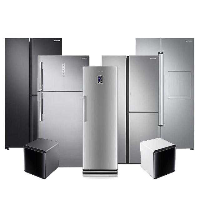 삼성전자 지펠 2도어 3도어 비스포크 큐브 양문형 냉장고 (POP 5486834521)