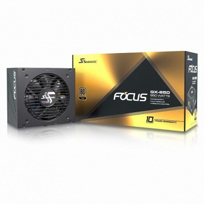 시소닉 FOCUS GOLD GX-850 Full Modular 완충포장발송, 단일상품