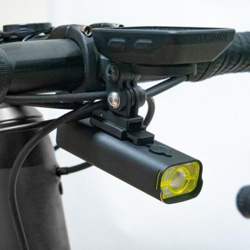 가시론 800루멘 LED 자전거 라이트 전조등 고프로 마운트 GCR 800, 가시론 V9C-800 라이트