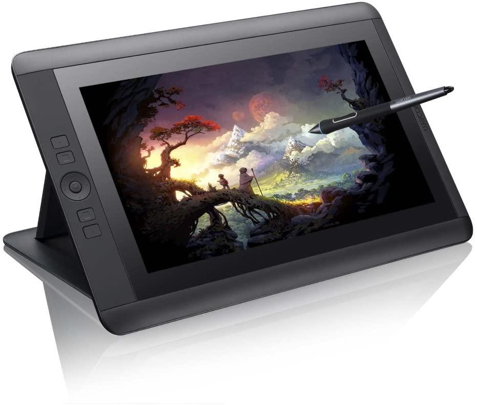 3.예상수령일 2-6일 이내 Wacom (와콤) 저장소를 표시 와콤 액정 타블렛 13.3 풀 HD LCD Cintiq 13HD [구, One Color, 상세 설명 참조0