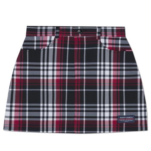 MARYJAMES (W) Cana Skirt - Red