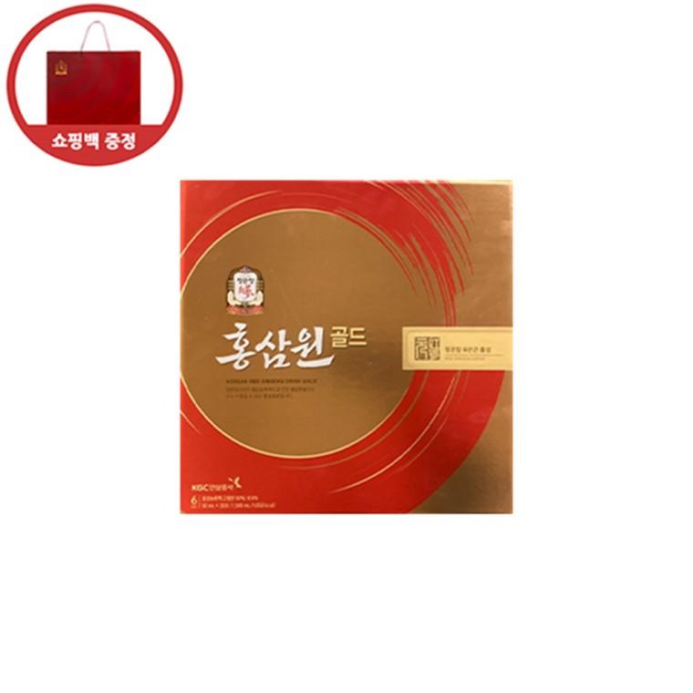 정관장 홍삼원골드 50mlx30포 1세트, 단품, 단품