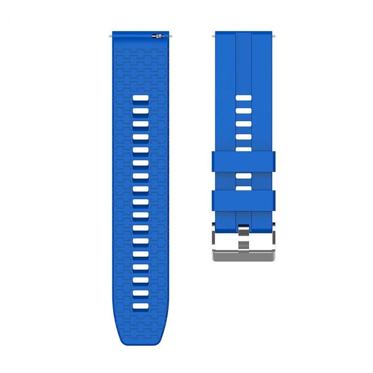 스트랩 스마트워치 액티브2 SS009 워치 갤럭시 40MM, 단일상품, 블루
