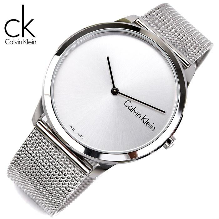 [스위스메이드] 캘빈클라인 K3M211Y6 남녀공용 명품 시계 40mm / Calvin Klein