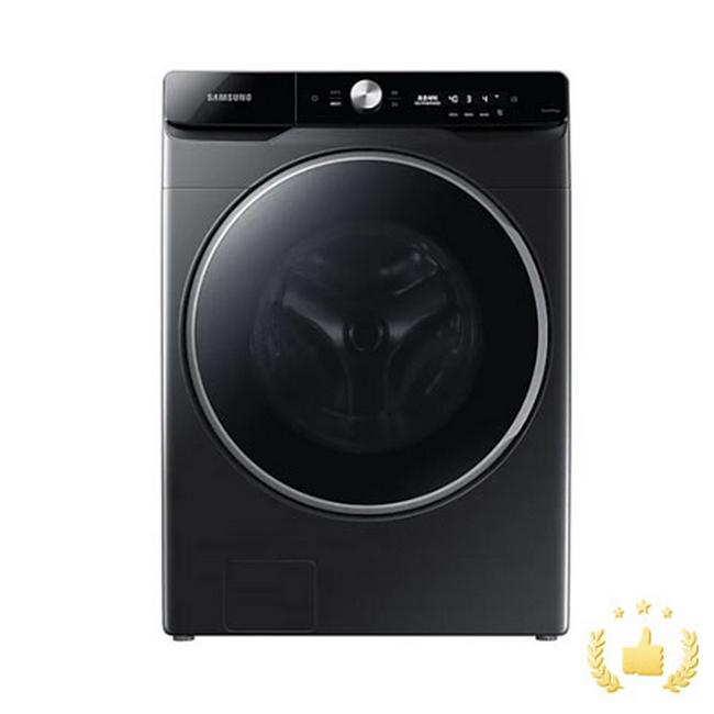 삼성전자 드럼세탁기 WF24T9500KV [24KG 블랙 케비어], 단일상품