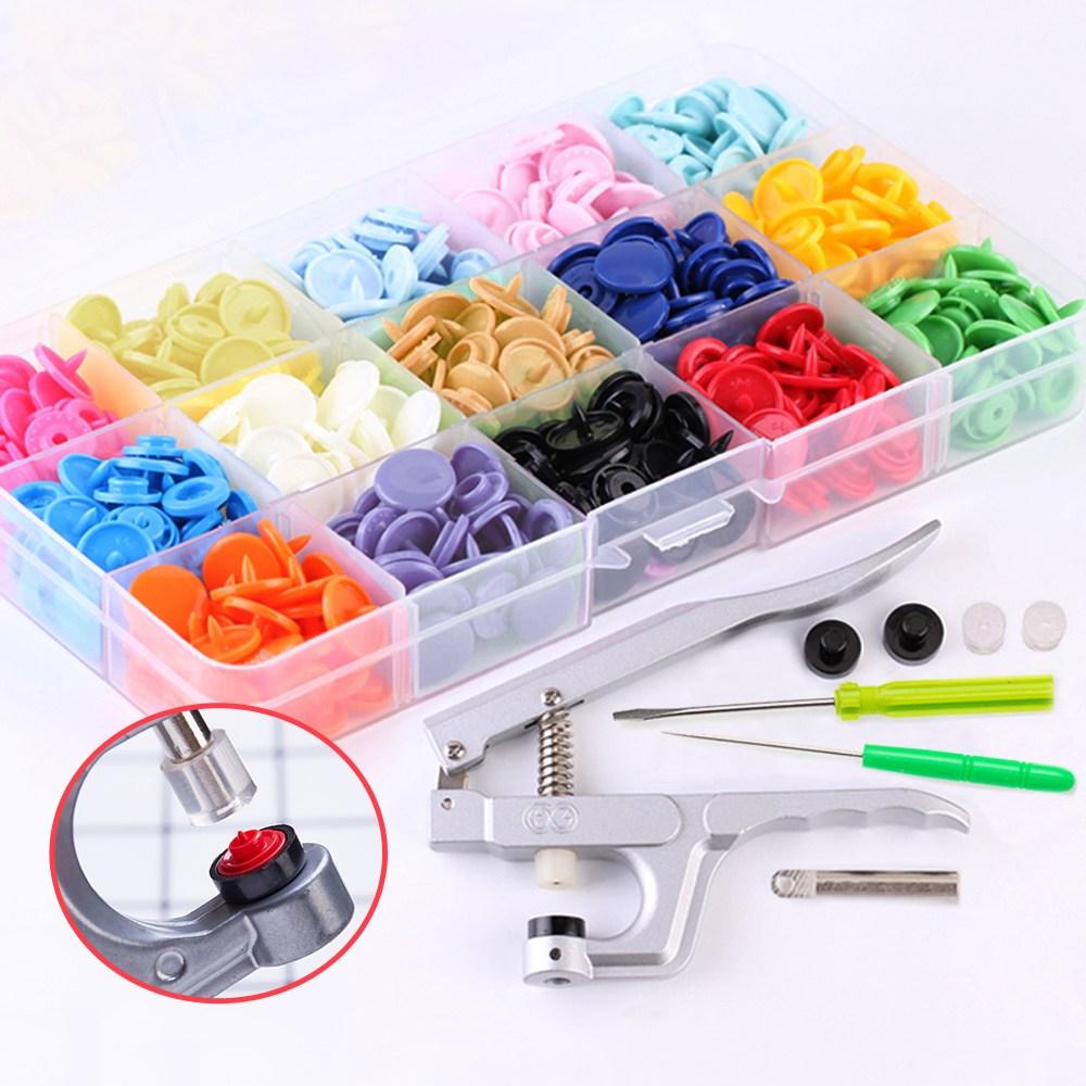 DIY 티단추기구 티단추펀치 플라스틱 티단추 기계 똑딱이 단추기구