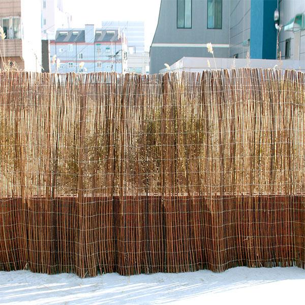 1.5M 나뭇가지 울타리장식 DIY lI싸리 나무 정원 휀스