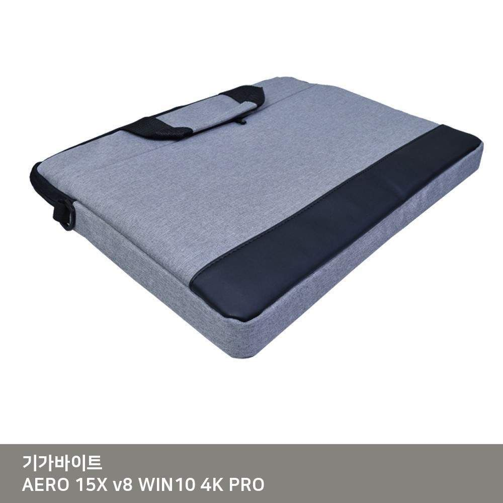 ksw50926 ITSA 기가바이트 AERO 15X v8 WIN10 4K PRO 가방..., 본 상품 선택