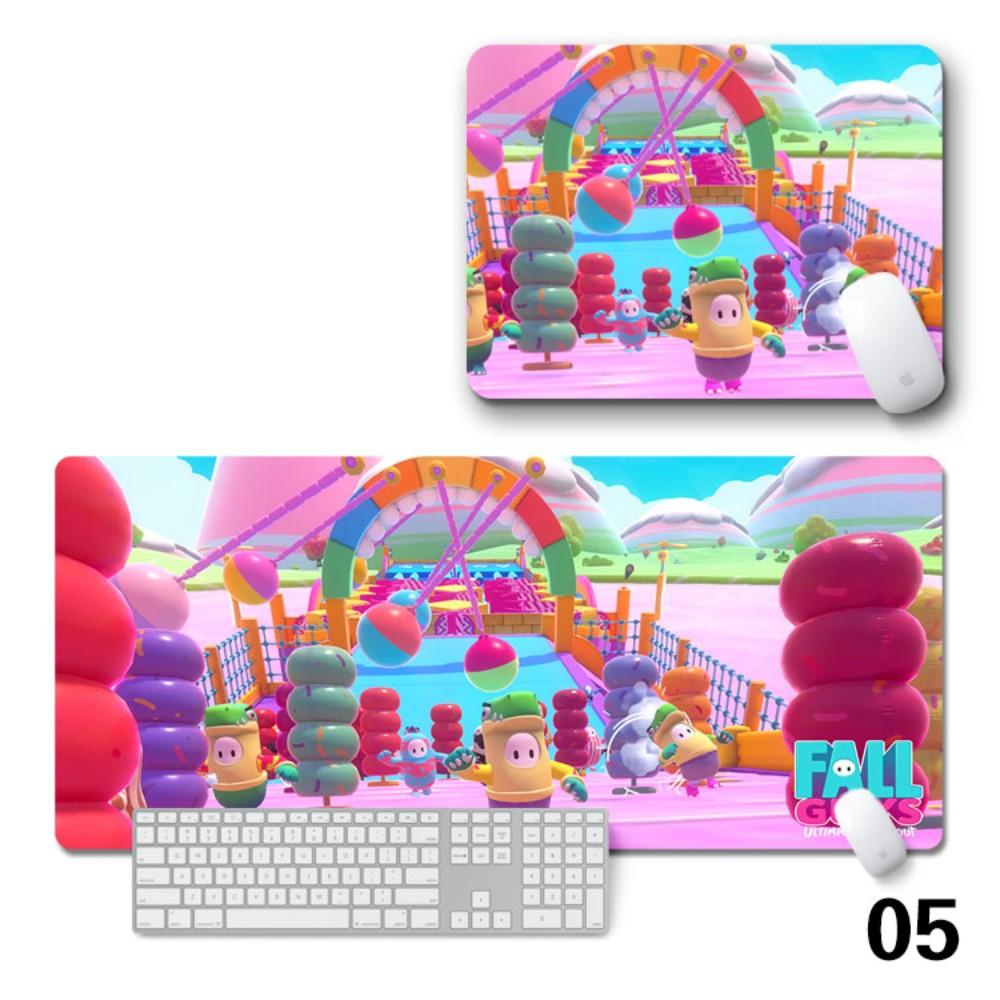 폴가이즈 게이밍 마우스 장패드 fallguys, 5 + 32x24cm