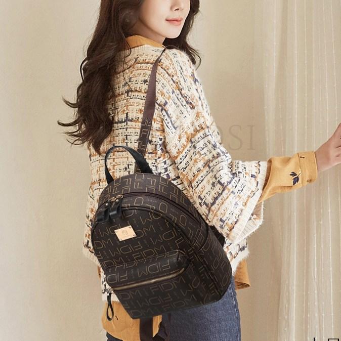 kirahosi 여성 가방 직장인여성 백팩 가벼운여성백팩 캐주얼백팩 노트북 백팩 O 261 +덧신 증정 DOj1lvlp