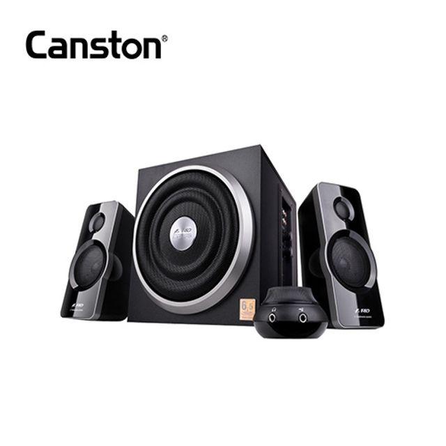 CANSTON스피커(F_D A320/2.1ch), 클래식블랙