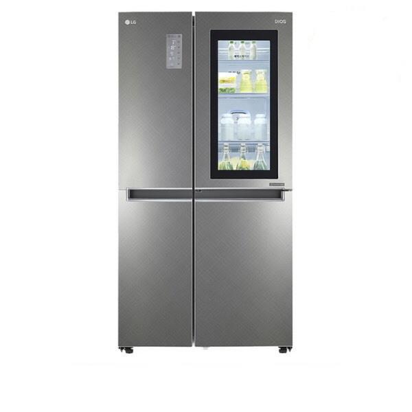 [LG전자] S831SN75 디오스 노크온 매직스페이스 양문형 냉장고 820L, 상세 설명 참조