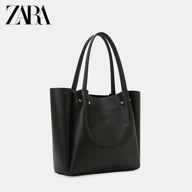ZARA 자라가방 2019 대용량 숄더 쇼퍼백