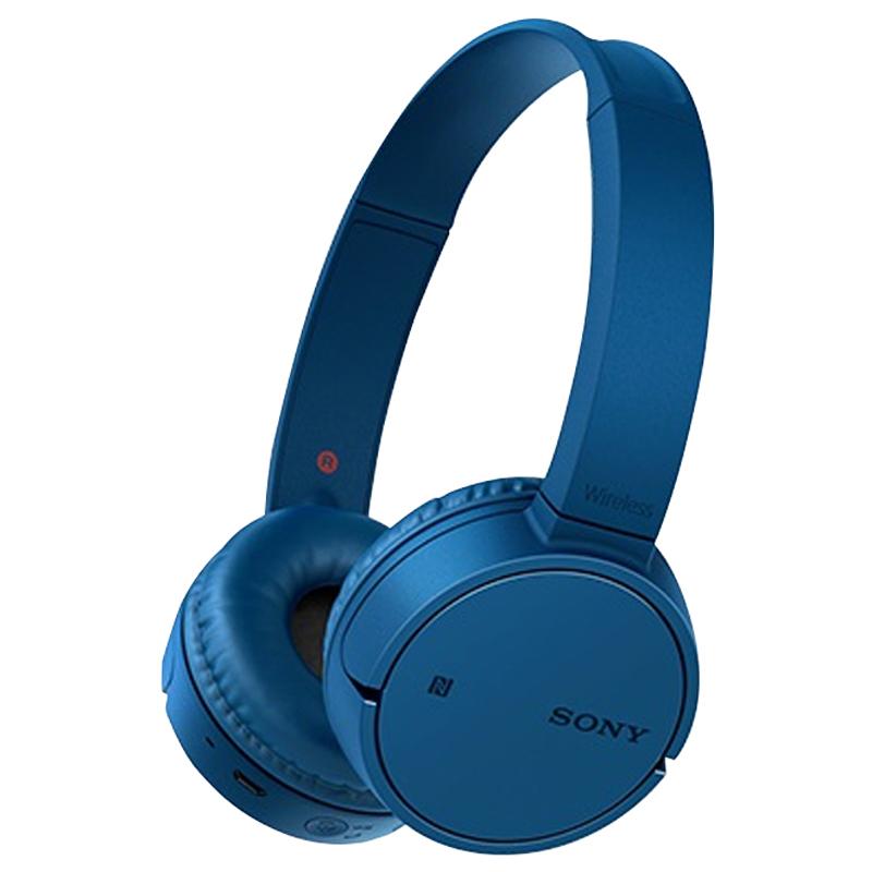 소니 WH-CH500 블루투스헤드폰, 블루