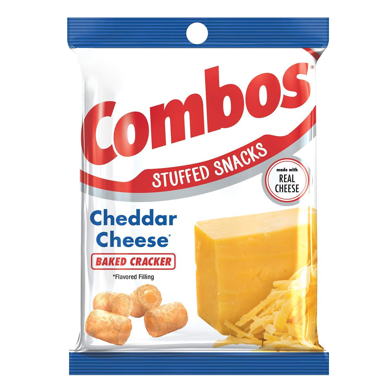 콤보스 베이크드 스낵 크래커 체다 치즈, 178.6g, 1개